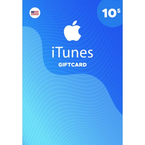 iTunes 10 $ Gift Card
